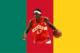Pascal Siakam aka Spicy P the Cameroon Superstar
