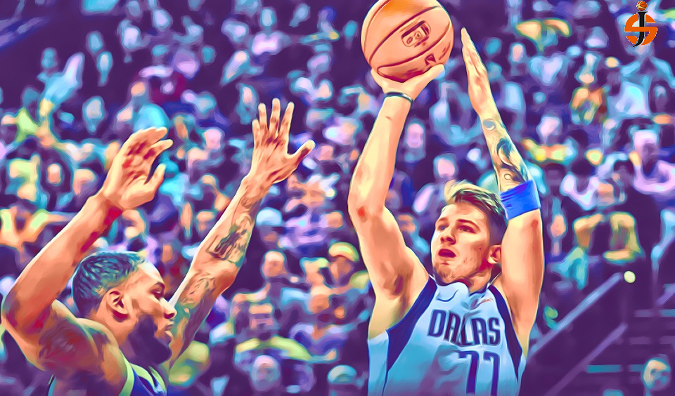 Luka Doncic the reigning Rookie of the Year.